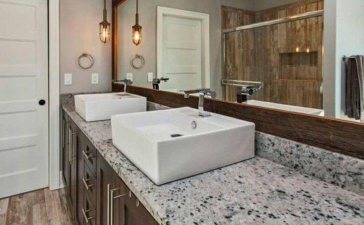 Granite Countertop Ideas Modern Bathrooms