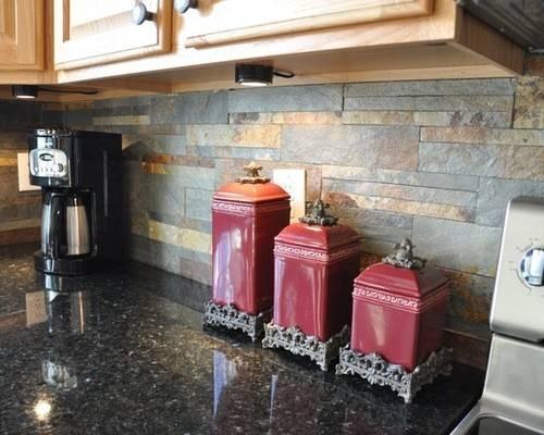 Granite Countertop Tile Backsplash Ideas