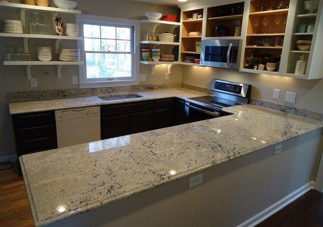 Granite Countertops Modern Kitchen