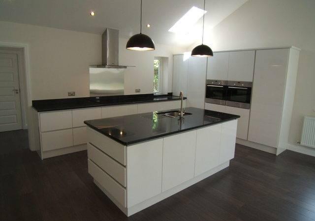 Granite Island Worktops Contemporary Kitchen Islands
