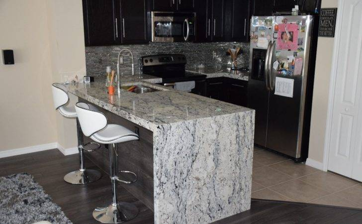 Granite Tile Views Black Countertops