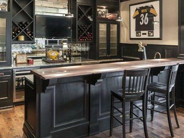 Great Basement Bar Ideas Implement Blogbeen