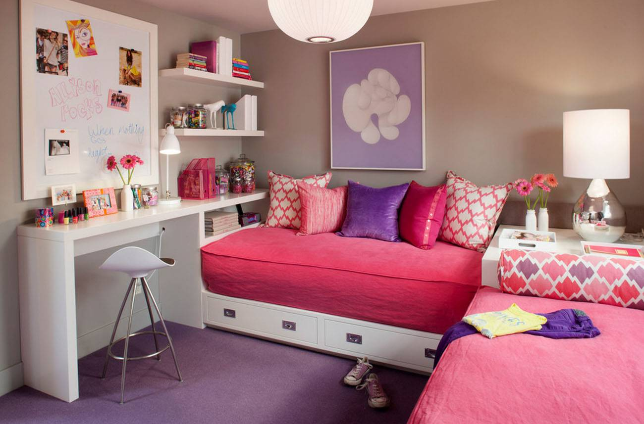 Great Girls Room Decor Ideas Photos