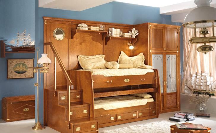 Great Sea Themed Furniture Girls Boys Bedrooms Caroti