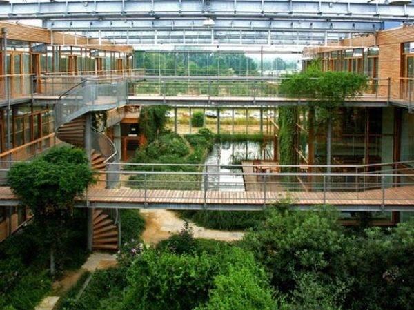 Green Coloring Architecture Design