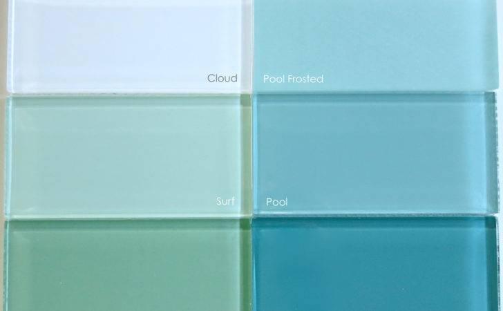 Green Glass Tile Modwalls Fresh Colors Crave