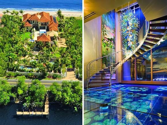 Green House Ocean Leed Design