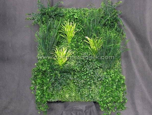 Green Wall Plant Panels