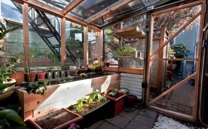 Greenhouse Decorating Ideas Garage Shed Contemporary Design