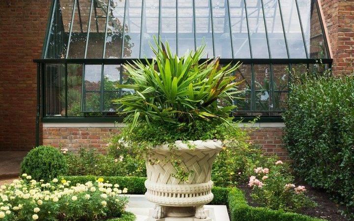 Greenhouse Decorating Ideas Landscape Traditional Design