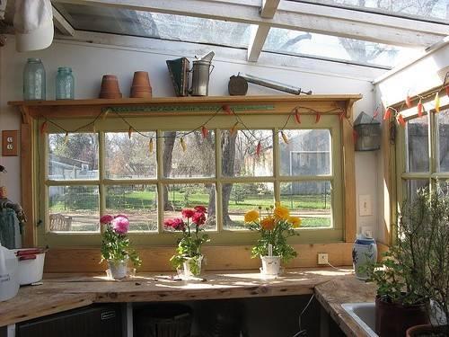 Greenhouse Home Decorating Ideas Pinterest