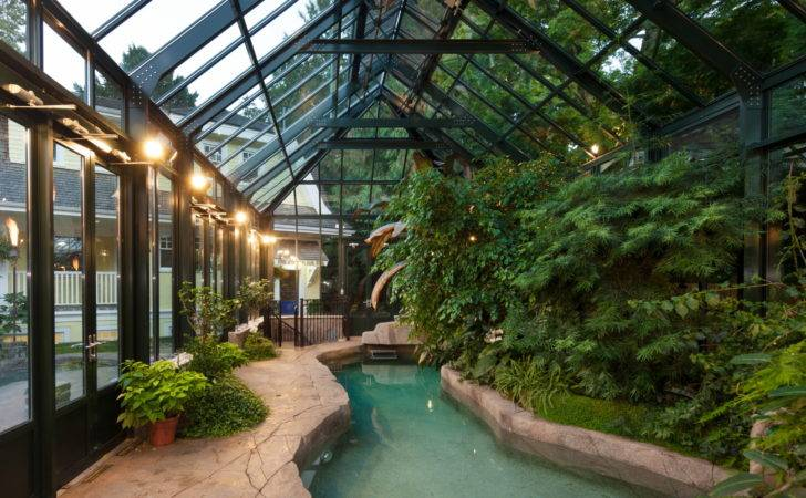 Greenhouse Pool Cover Gardening News
