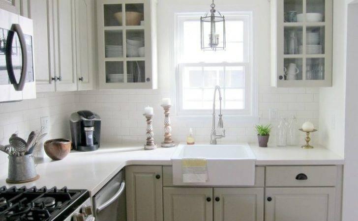 Greige Cabinets Kitchen Ideas Pinterest Colors Cabinet