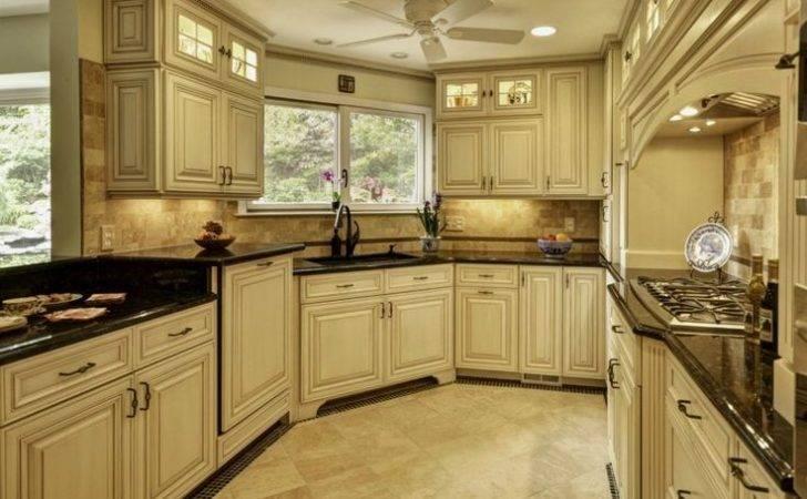 Greige Kitchen Design Cabinet Showplace