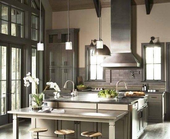 Greige Kitchen Home Decor Love Pinterest