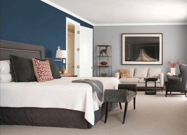 Grey Blue Bedroom Walls Related Keywords Suggestions