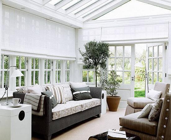 Grey Conservatory Ideas Terrys Fabrics Blog