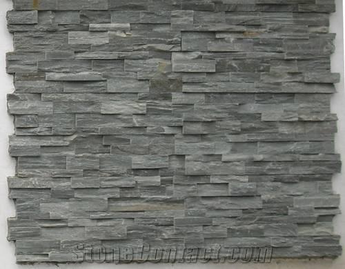 Grey Slate Cultured Stone Veneer China Stonecontact