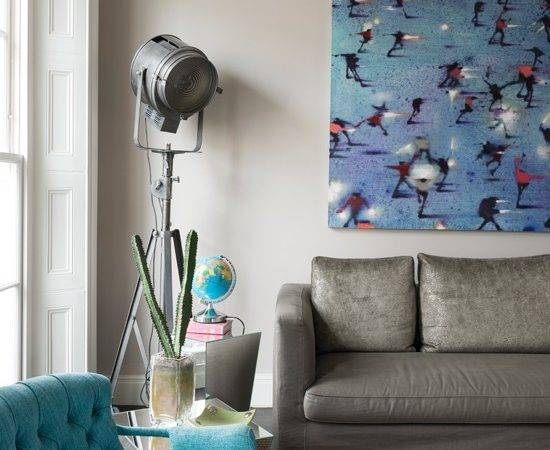 Grey Turquoise Living Room Decorating Ideas
