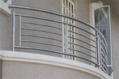 Grill Indian House Railing Home Reling Balcony Designs