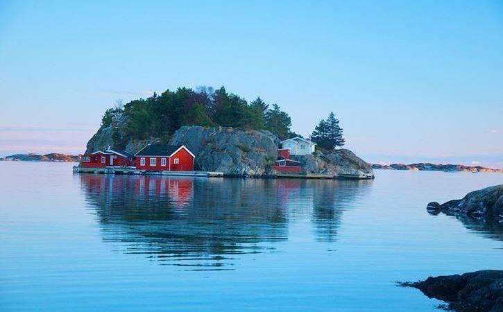 Grimstad Norway Norsk Heritage Pinterest