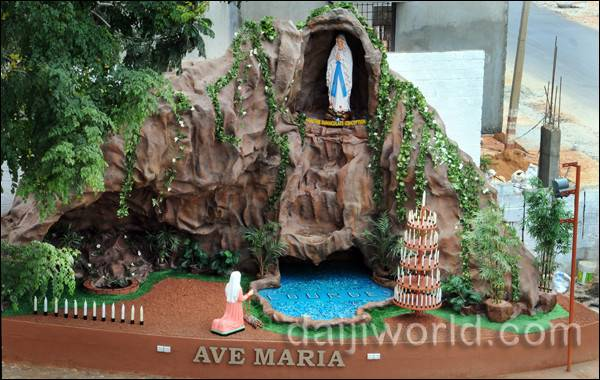 Grotto Designs Mother Mary Imgarcade