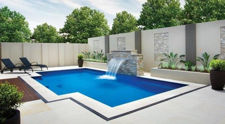 Ground Backyard Pool Patio