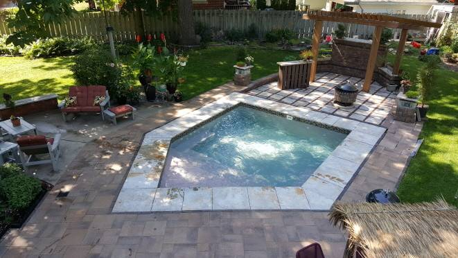 Ground Hot Tub Project