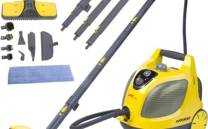 Grout Tile Floor Steam Cleaner Vapamore Primo Vapor Steamer New