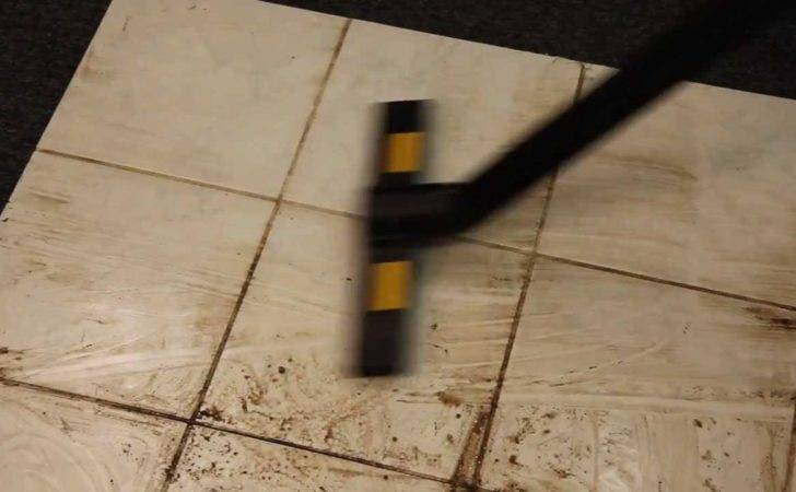 Grout Tile Steam Cleaning Daimer Cleaner Machine