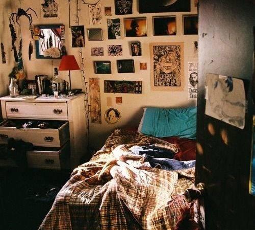 Grunge More Tumblr Bedroom Room Decor Dream Ideas Hipster