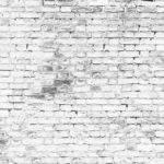 Grunge White Brick Backdrop Pepperlu