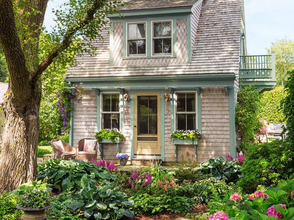 Guest Cottage Cape Cod Old House