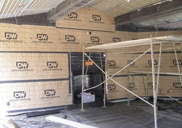 Guest House Home Gym Construction Mediterranean Los