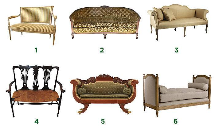 Guide Types Styles Sofas Settees Home Decor Vmu