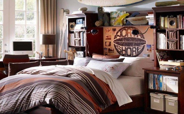 Guys Bedroom Decor Lamps Teen Boys Room