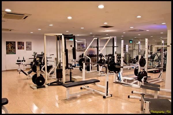 Gym Ymca International House