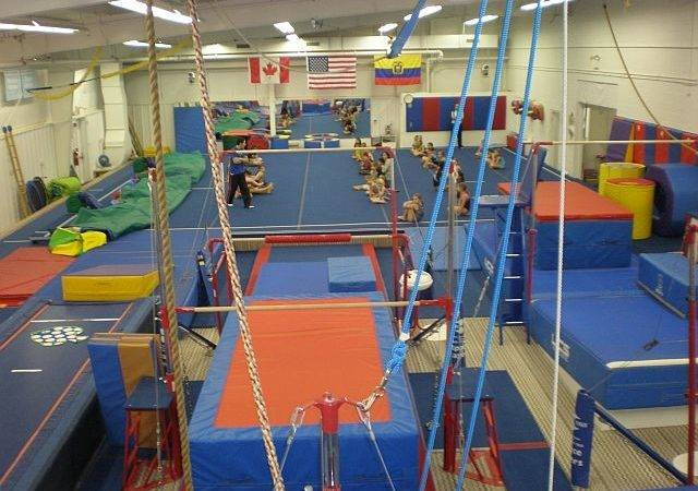 Gymnastics Equipment Kids Great Way Youngsters Get