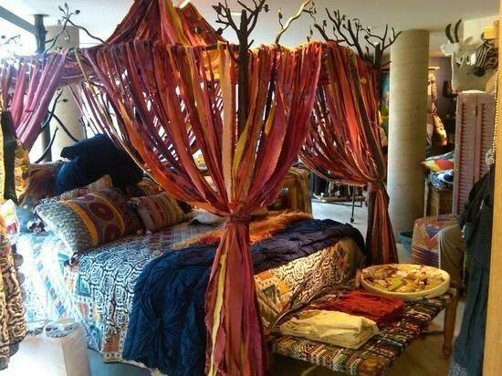 Gypsy Bedroom Designs Pinterest Cool Curtains