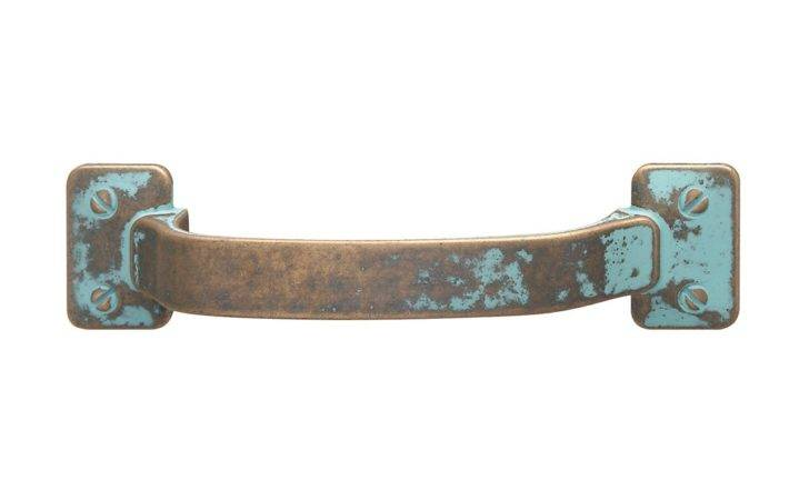 Hafele Traditional Zinc Pull Rustic Copper Atg Stores