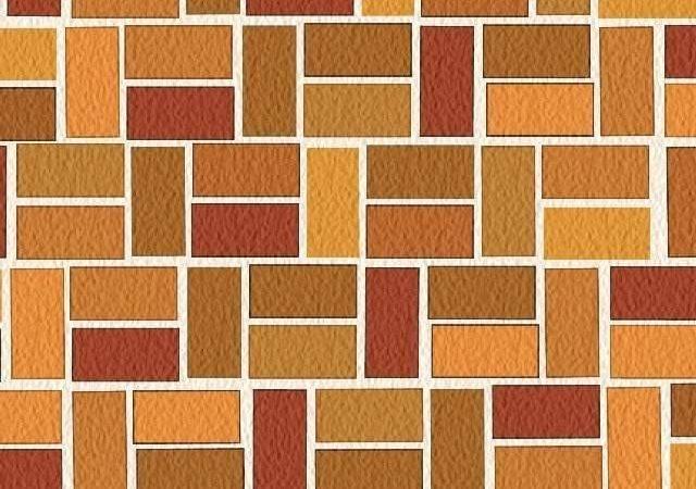 Half Basket Weave Brick Pattern Motifs Organic Inspirat