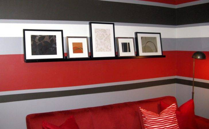Half Day Designs Painted Wall Stripes Hgtv