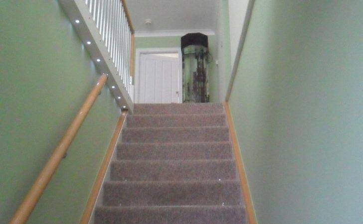 Hall Stairs Landing Decorating Ideas Pin Pinterest