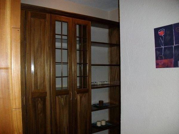 Hallway Built Cabinets