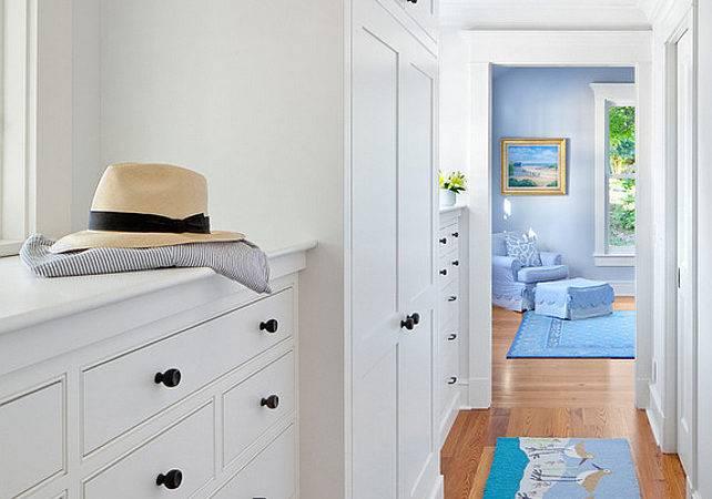 Hallway Cabinet Built Builtin