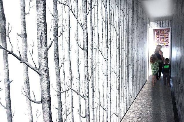 Hallway Theglow Christiane Lemieux