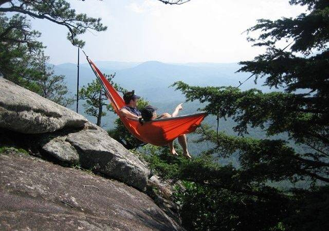 Hammock Mountain Awesome Outdoors Pinterest