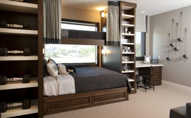 Hamptons Inspired Luxury Kids Boys Bedroom Before After
