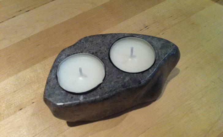 Hand Carved Soapstone Tea Light Holder Agrafan Stone Art Carvings