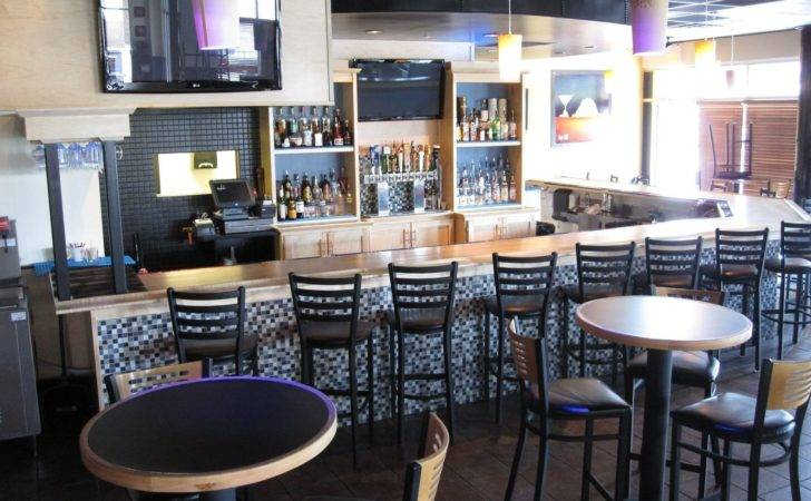 Hand Crafted Latitudes Cafe Commercial Bar